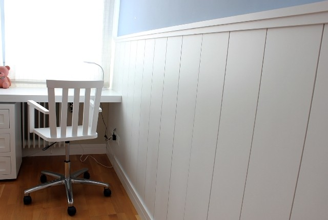 Mueble infantil - Panelados para paredes ...