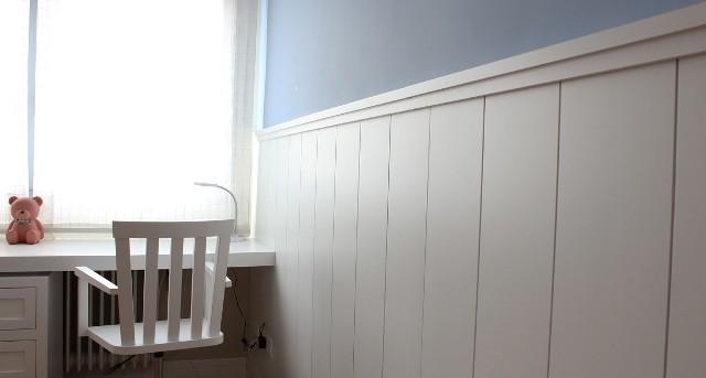 Molduras infantiles rodapi s habitaciones ni os - Panelados para paredes ...