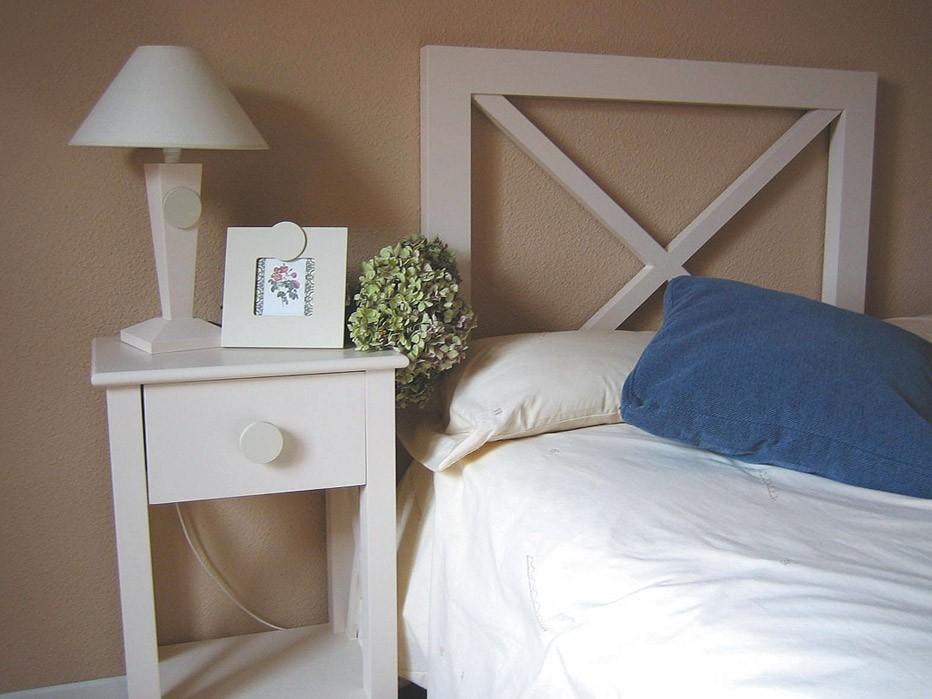 Camas nido cama infantil cama nido lacada mueble infantil - Cabeceros de 105 ...